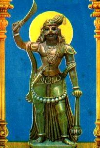 karuppasamy madurai tempel