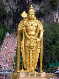 Muruga with His VEL
