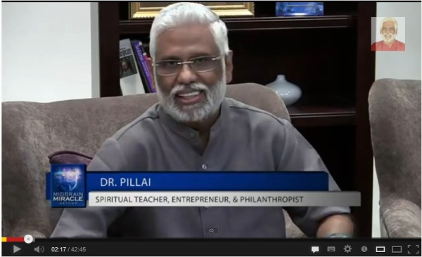 Dr Pillai Mid-Brain Miracle Method