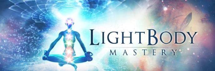 Light Body Mastery Banner