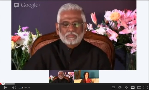 (Video 3) Meditation on God of Light