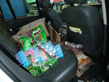 A Million Meals of Hope  in Malaysia (1)