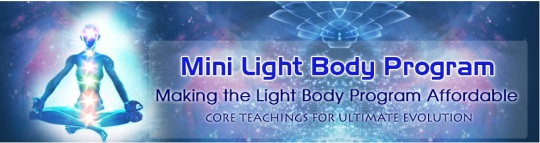 Click on this banner to learn more about Baba's new Mini Light Body program