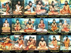 18 Siddha Masters