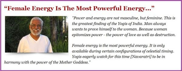 Baba on Feminine Energy