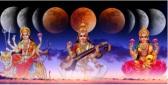 NAVARATRI TRIPLE GODDESSES