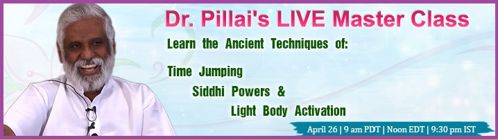 Dr Pillai Masterclass