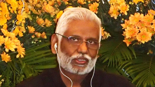 Dr Pillai (Babaji) GP SG 2014