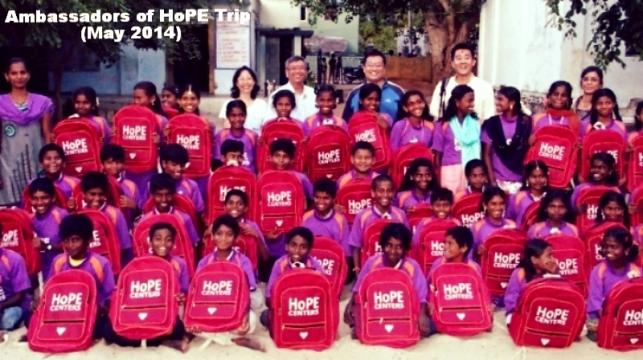 Ambassadors of HoPE Trip 2014 (Edit)