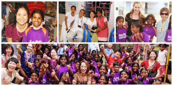 Tripura Foundation's Ambassadors of HoPE (1)