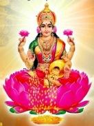 Goddess Lakshmi Shreemarakara