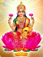 Goddess Lakshmi Archetype