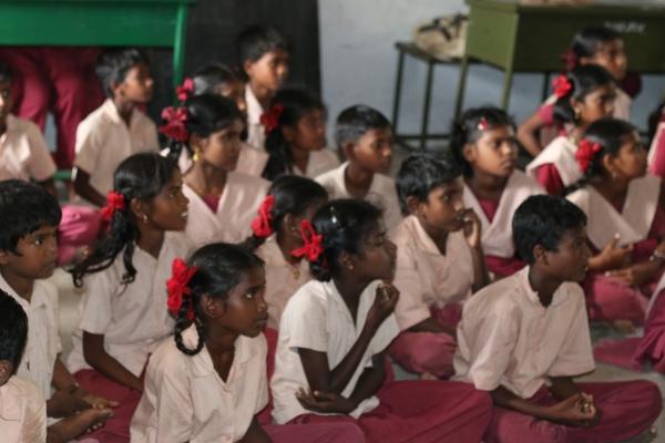 Tripura Foundation HoPE Center Children