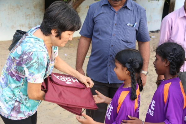 Tripura Foundation's Ambassadors of HoPE (14)