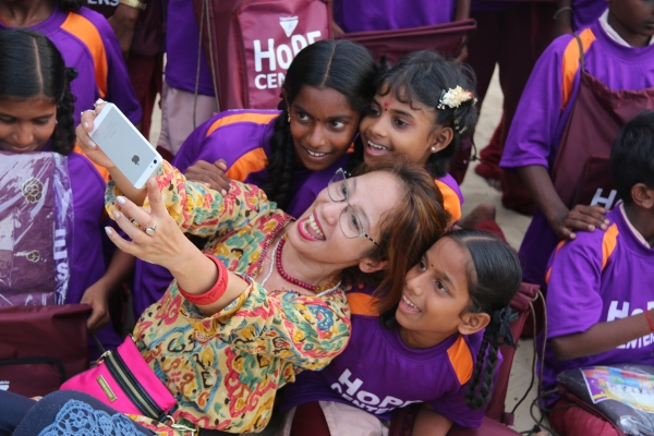 Tripura Foundation's Ambassadors of HoPE (4)