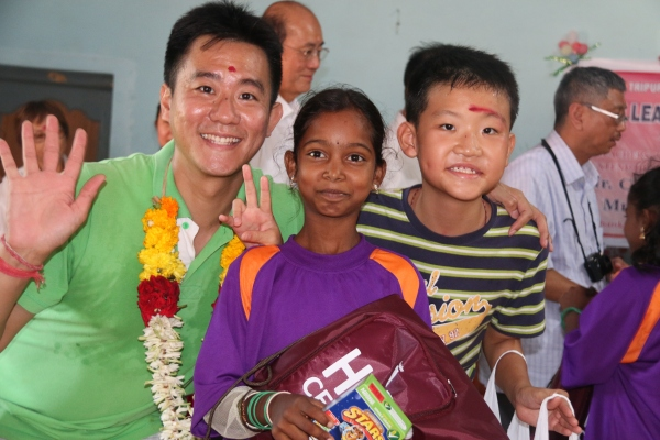 Tripura Foundation's Ambassadors of HoPE (8)