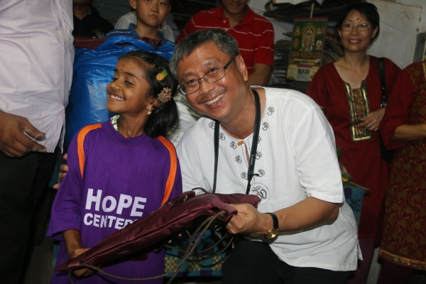 Tripura Foundation's Ambassadors of HoPE (5)