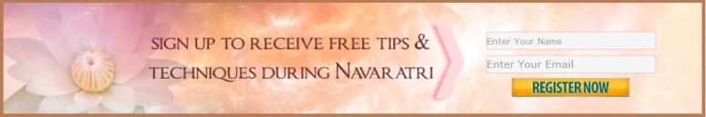 Navatri Sign Up
