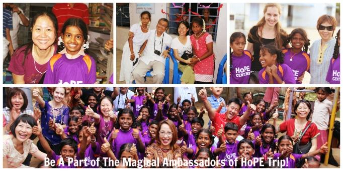 Ambassadors of HOPE Trip 2014