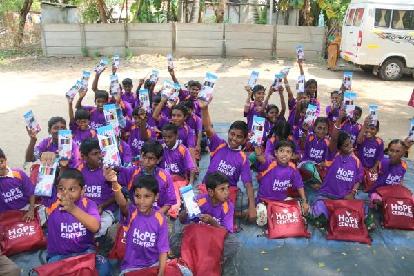 HoPE Center Children Nov 2014