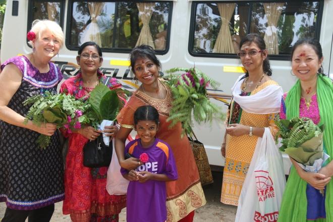 Tripura Foundation Ambassadors 2014