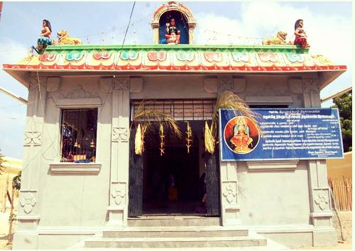 Dr Pillai Nambu Nayaki's Temple