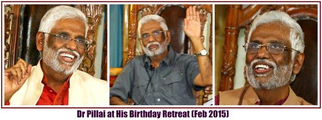 Dr Pillai (Babaji) ShreemArakara 2015