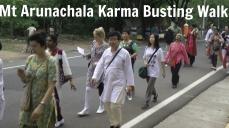 Mt Arunachala Karma Busting Walk