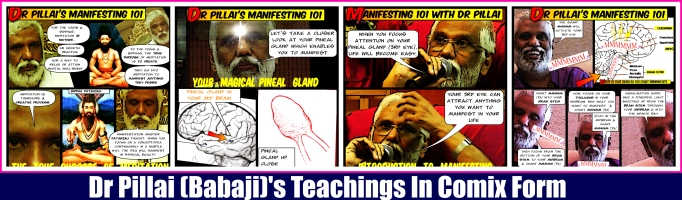 Dr Pillai's Teachings in Comics (Shreemarakara)