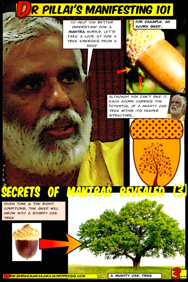 Dr Pillai's Secret of Mantras (Part 3)