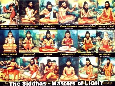 Shreemarakara The Siddhas