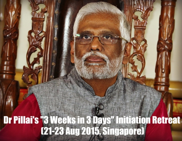 Dr Pillai 3 Weeks in 3 Days Still (V2)