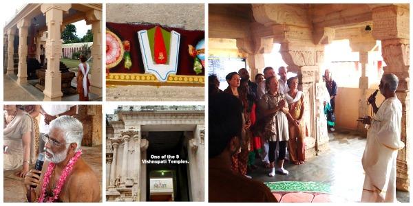 Dr Pillai at Navatirupati