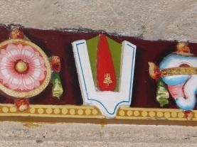 Vishnu Symbol at Navatirupati (www.shreemarakara.com)