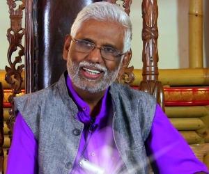 Babaji Purple