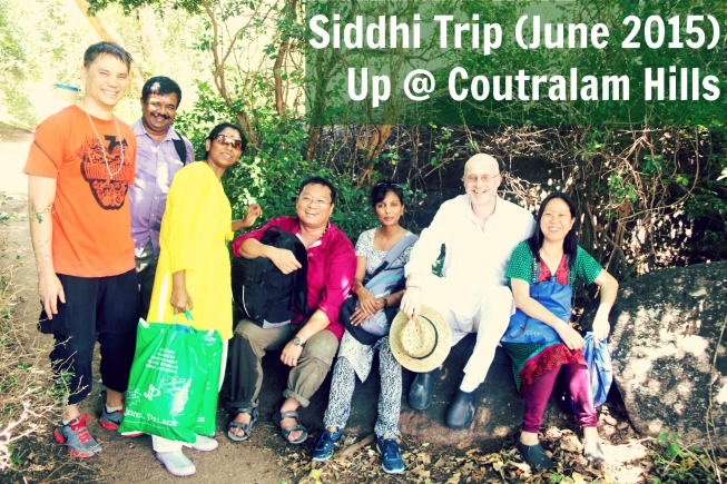 Siddhi Trip (June 2015) (Coutralam)