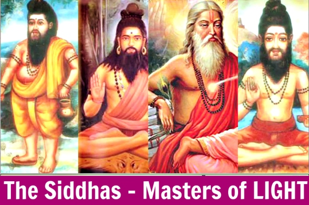 The Siddhas Masters of LIGHT