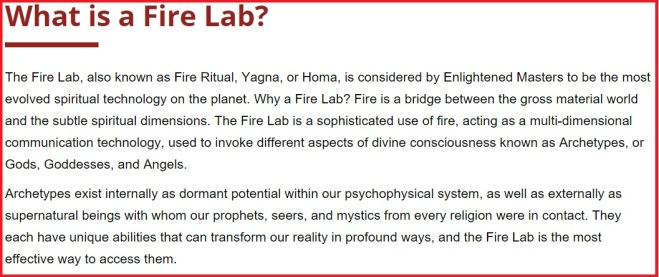 What is a Fire Lab