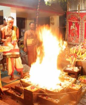 Shreemarakara Homa 3
