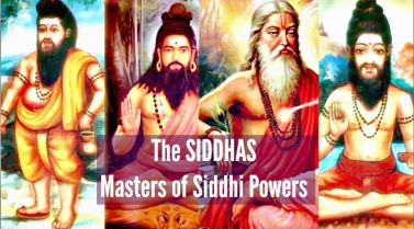 Shreemarakara The Siddhas Masters of Siddhi Powers