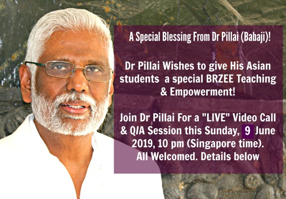 Dr Pillai (Babaji's) Asia Community Blog | DR PILLAI